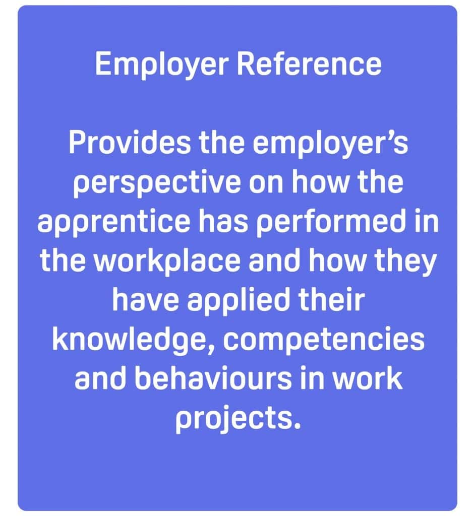 employer reference help