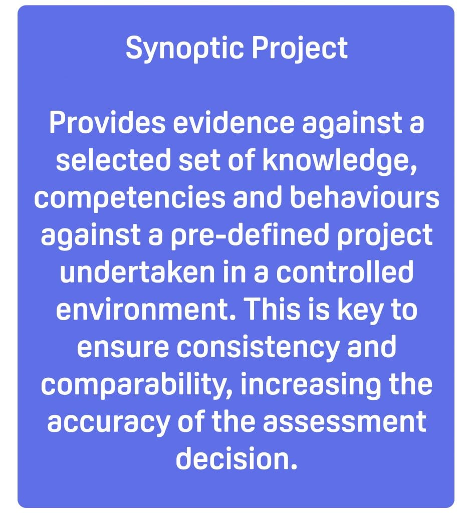 synoptic project