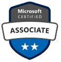 Microsoft Certified Associate logo