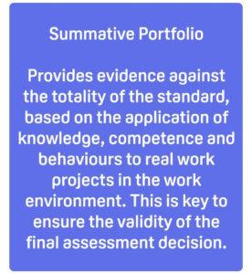 summative portfolio